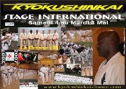 stage kyokushin