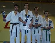 podium 2009 champion