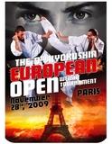 championnat d'europe affiche 2009