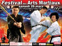 festival des arts martiaux paris