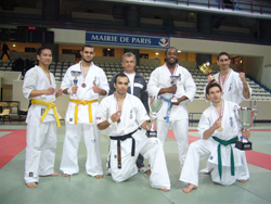 France Kyokushin groupe