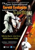 Open internanional kyokushinkai