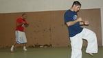 entrainement karate
