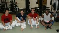 training kyokushin