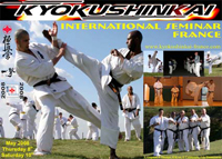 Stage Internation Kyokushin